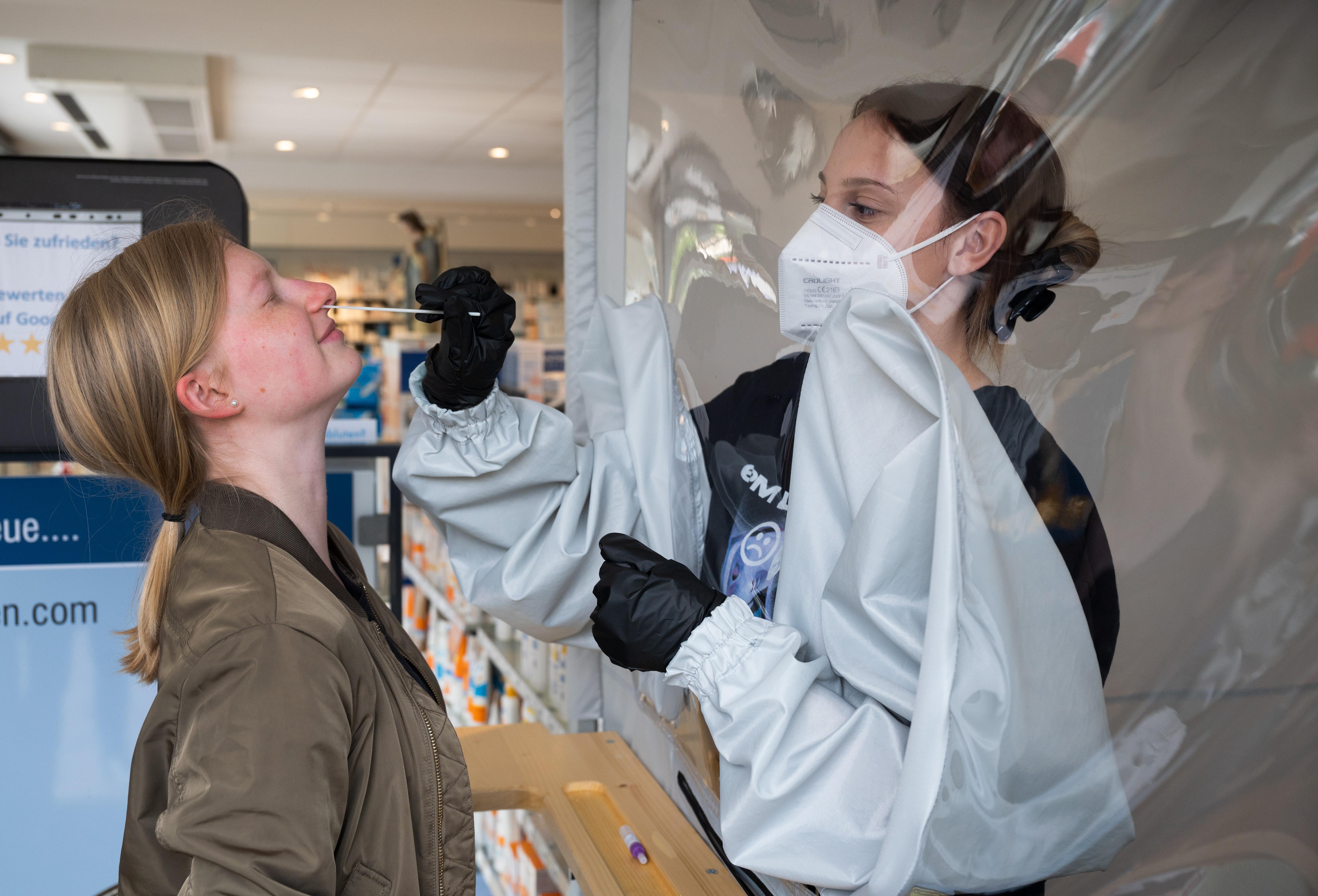 RKI: 8769 Corona-Neuinfektionen und 226 neue Todesfälle