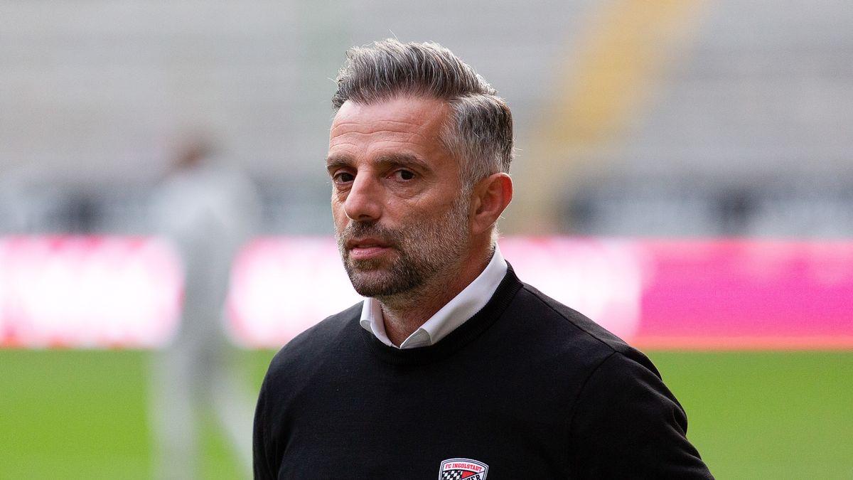 FC-Ingolstadt-Trainer Tomas Oral