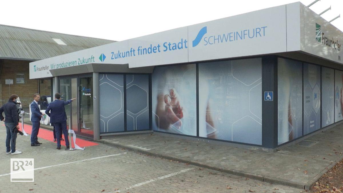 Fraunhofer will in Schweinfurt künstliche Intelligenz erforschen