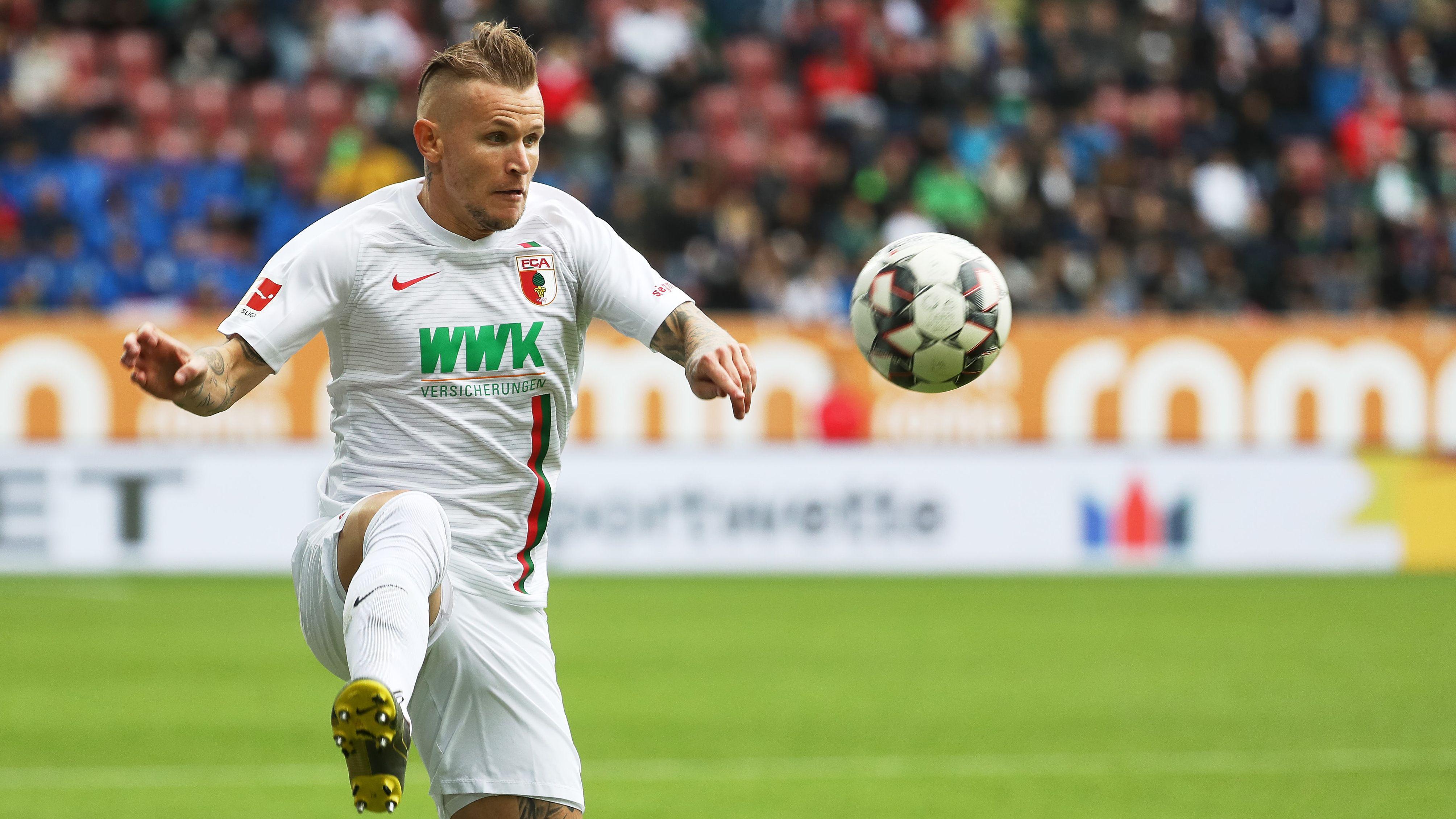 Jonathan Schmid verlässt den FC Augsburg