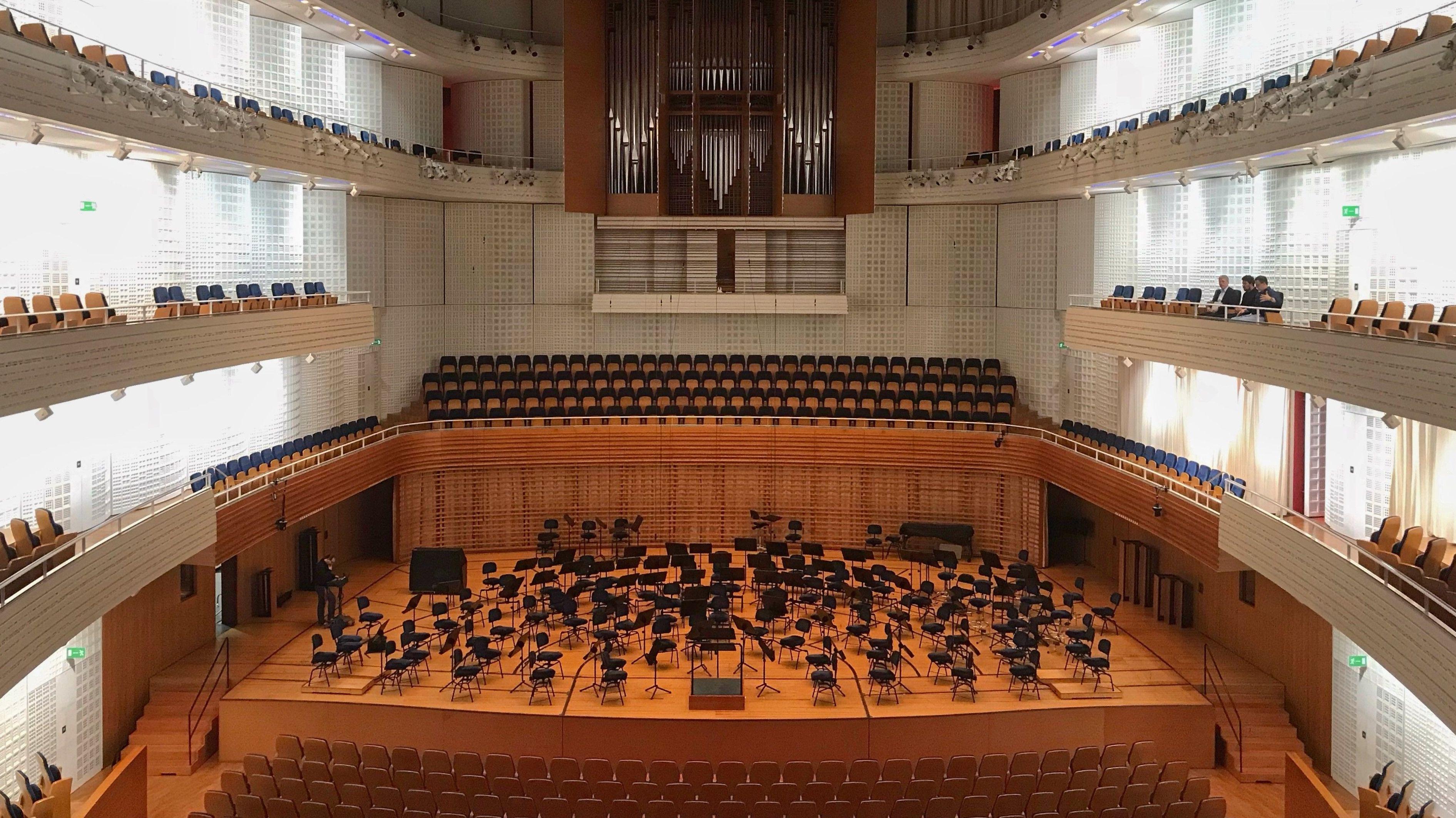 Konzertsaal von Luzern