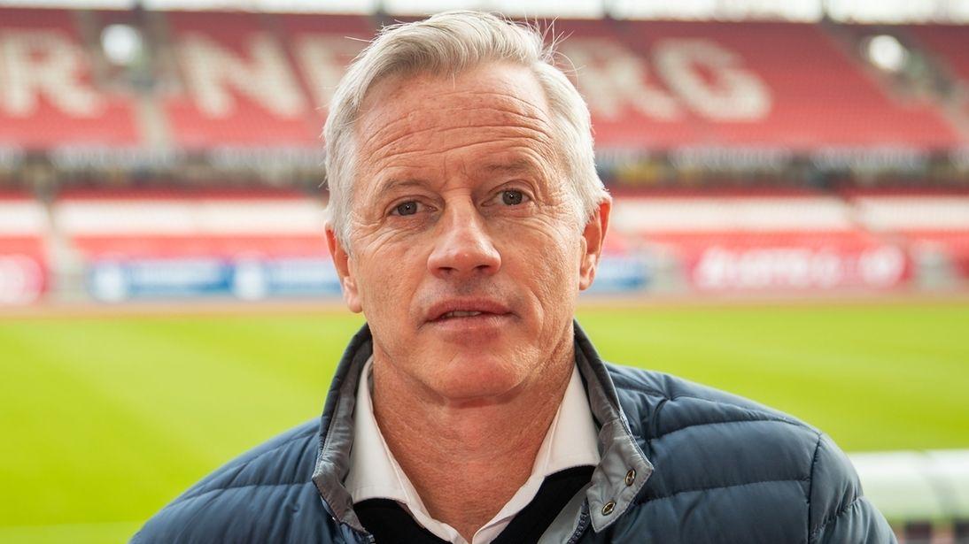 1. FC Nürnberg stellt neuen Trainer Jens Keller vor