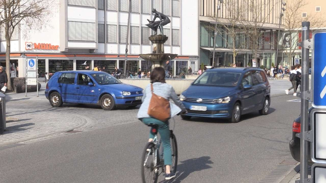 """Memmingen: Die Probleme mit """"rechts vor links"""" im Straßenverkehr"""