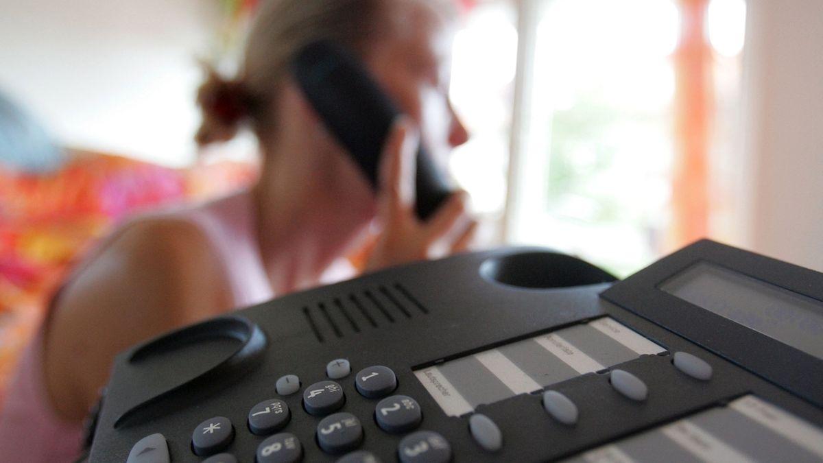 Symbolbild: Telefonanruf