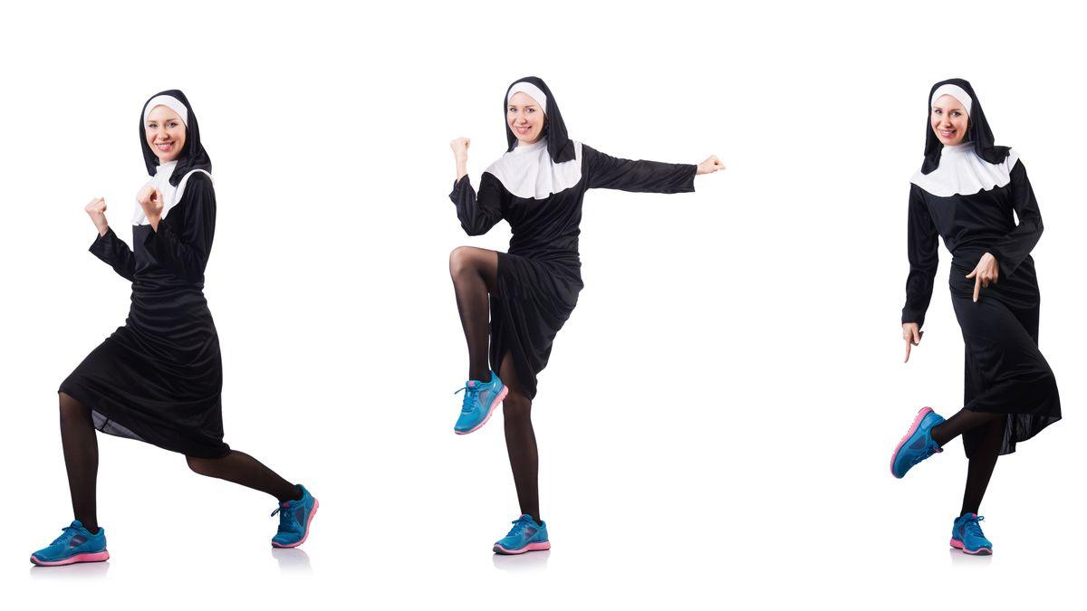 Symbolbild: Tanzende Nonnen