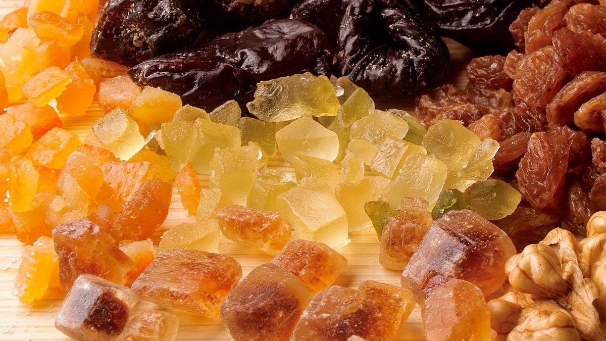 Orangeat und Zitronat