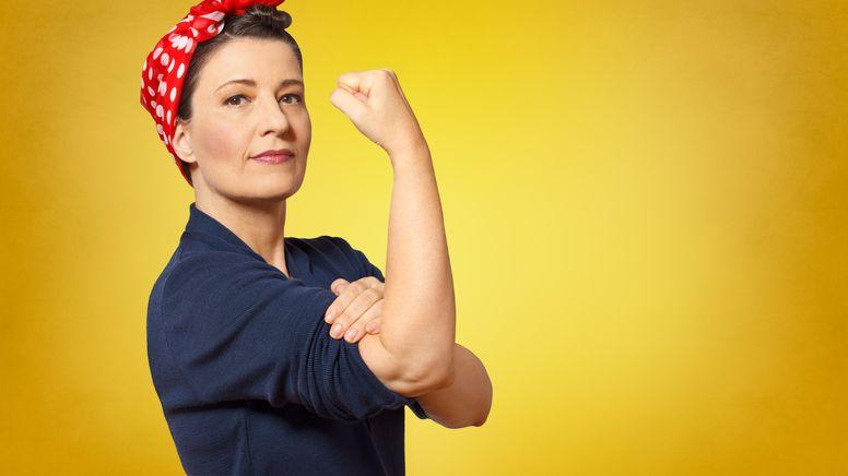 Am 8. März ist Weltfrauentag (Symbolbild). | Bild:stock.adobe.com