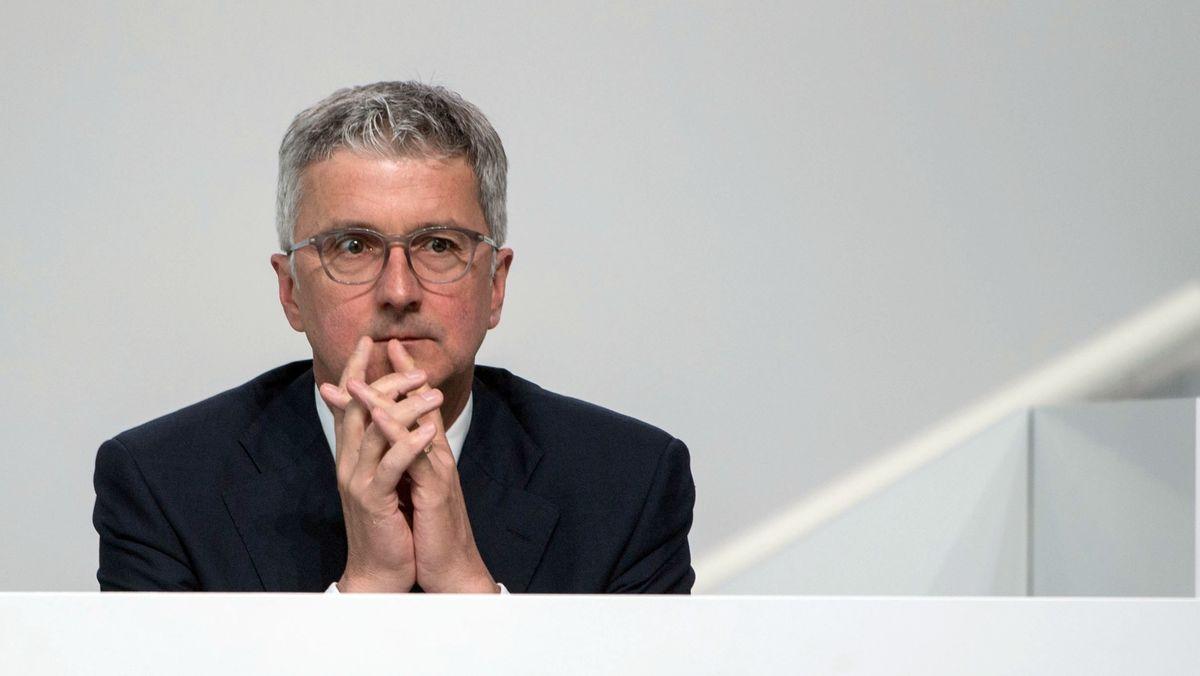 Prozessbeginn Audi - Dieselskandal