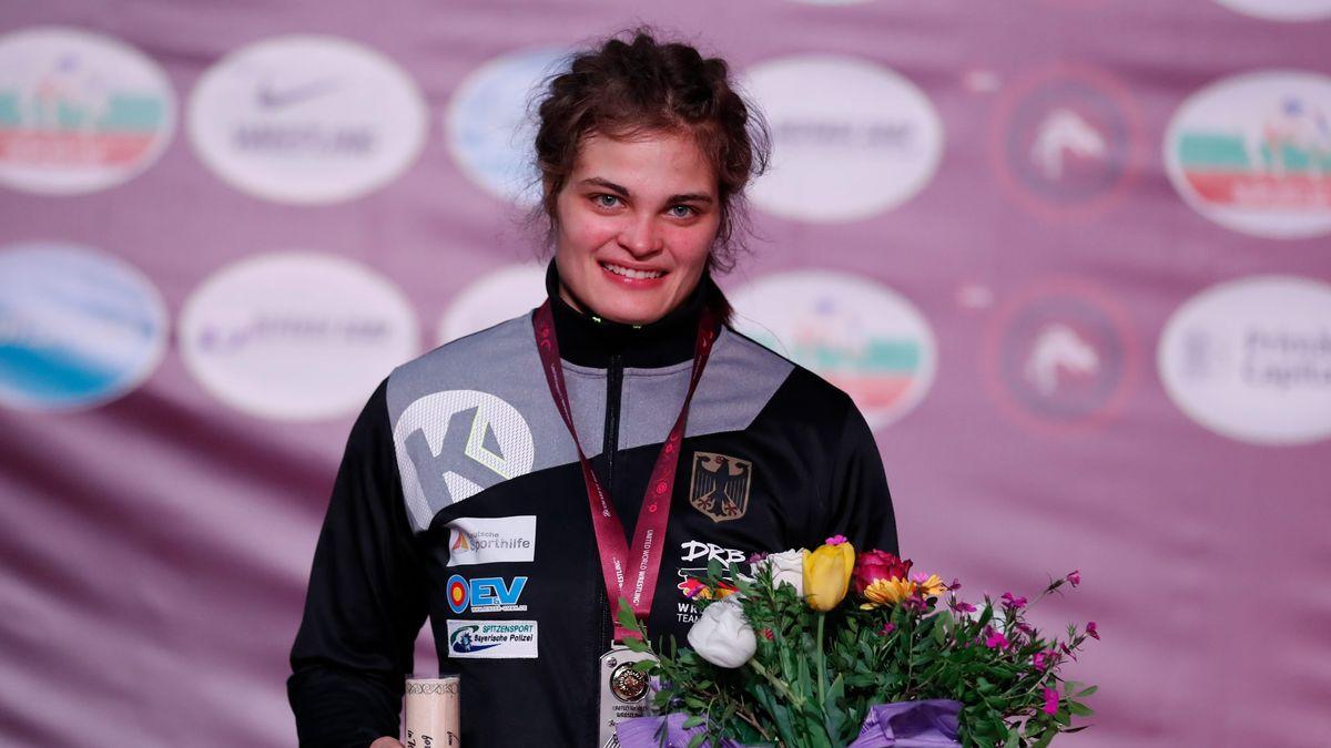 Ringerin Anna Schell