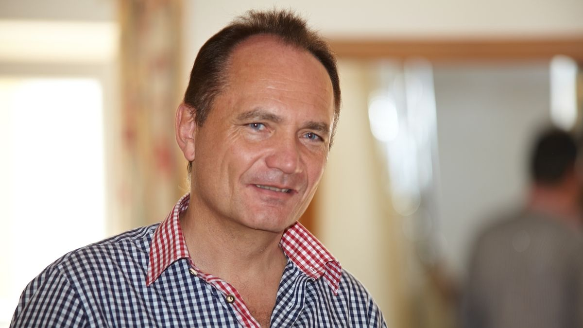Hotelier Armin Hollweck aus Oberstaufen