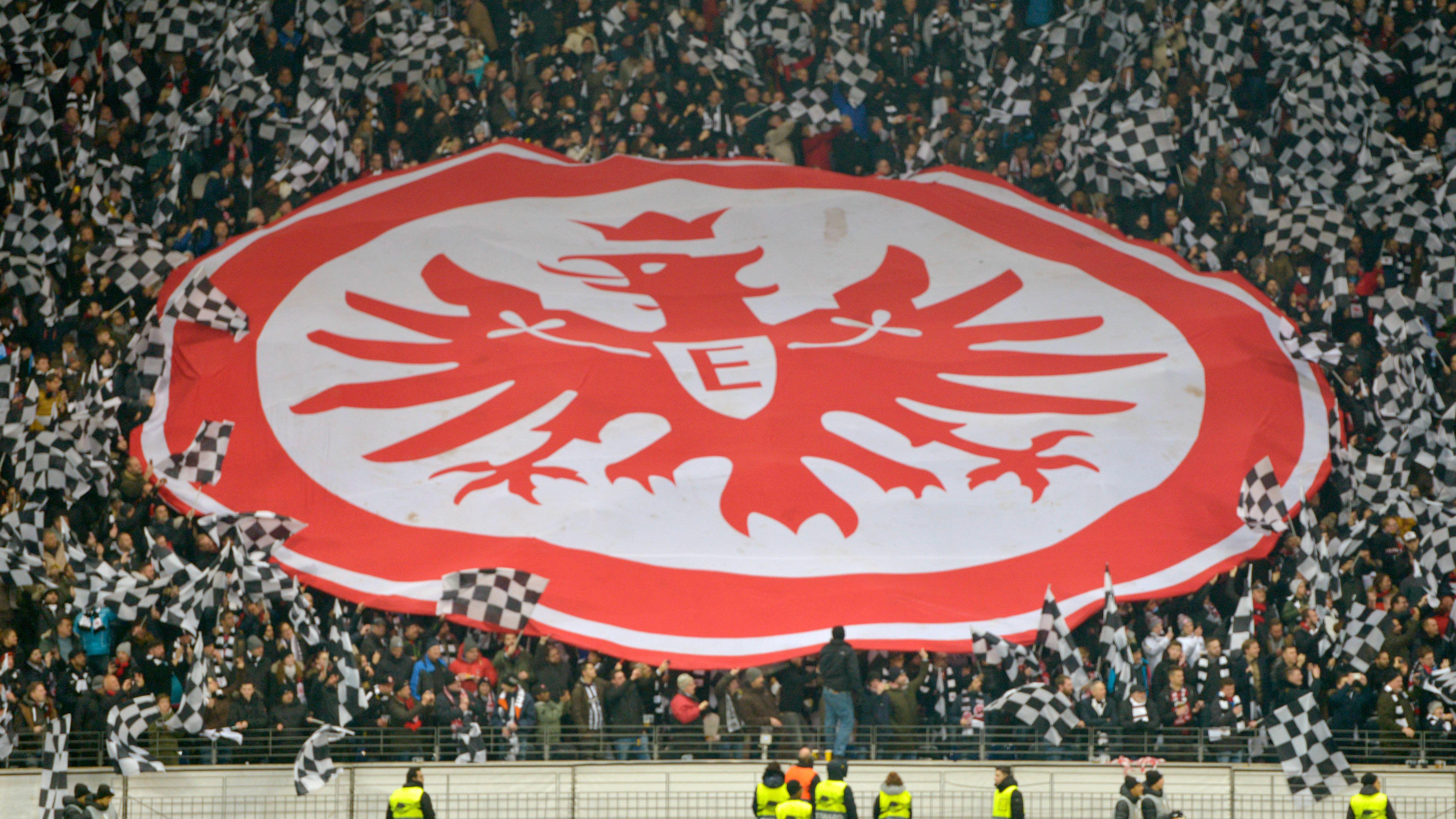 Saugte unberechtigt Infos aus einer oberpfälzer Fußball-Datenbank: Eintracht Frankfurt