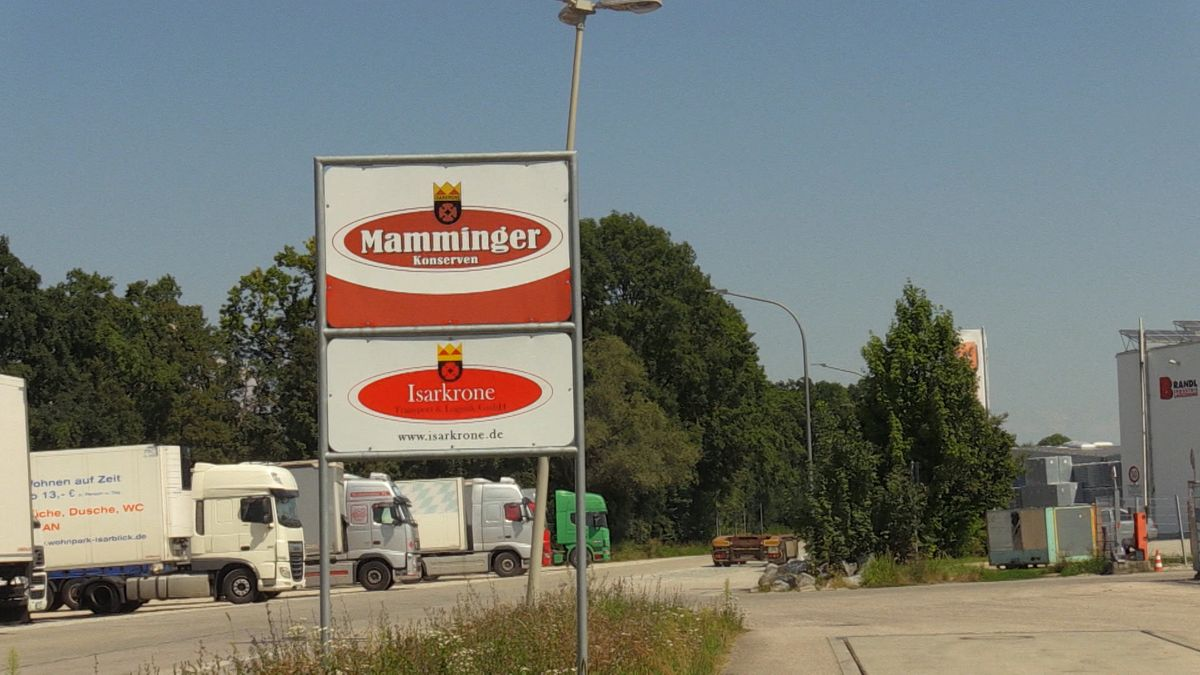 In der Konservenfabrik im Landkreis Dingolfing-Landau läuft wieder die Produktion.