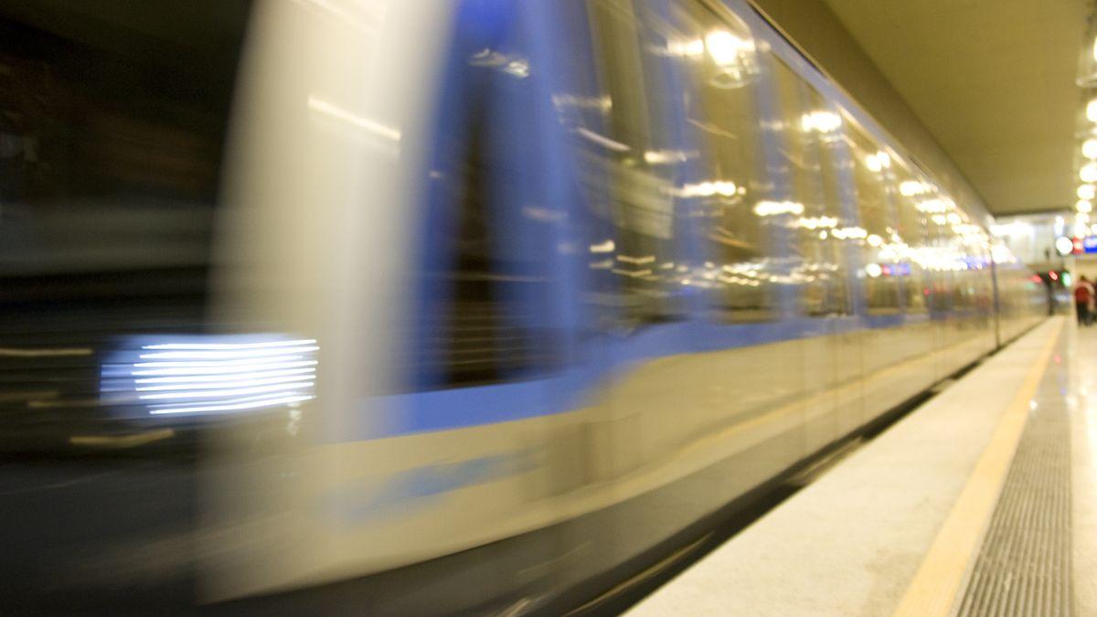 Münchner U-Bahn (Symbolbild)