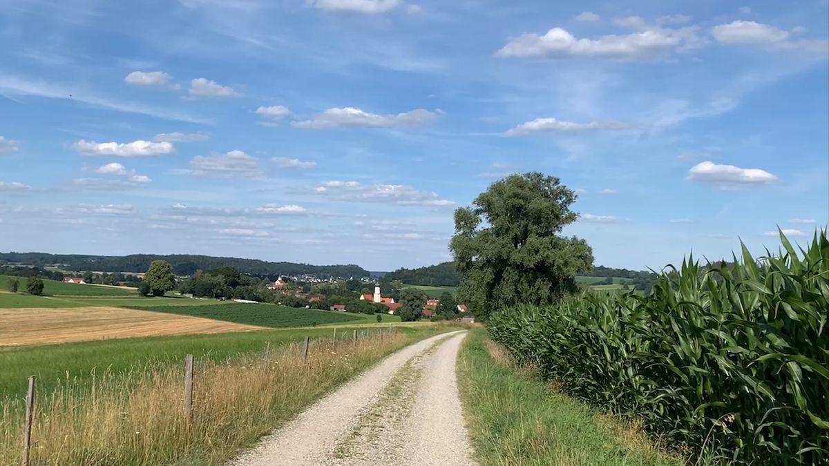 Ettelried (Ortsteil von Dinkelscherben im Kreis Augsburg)