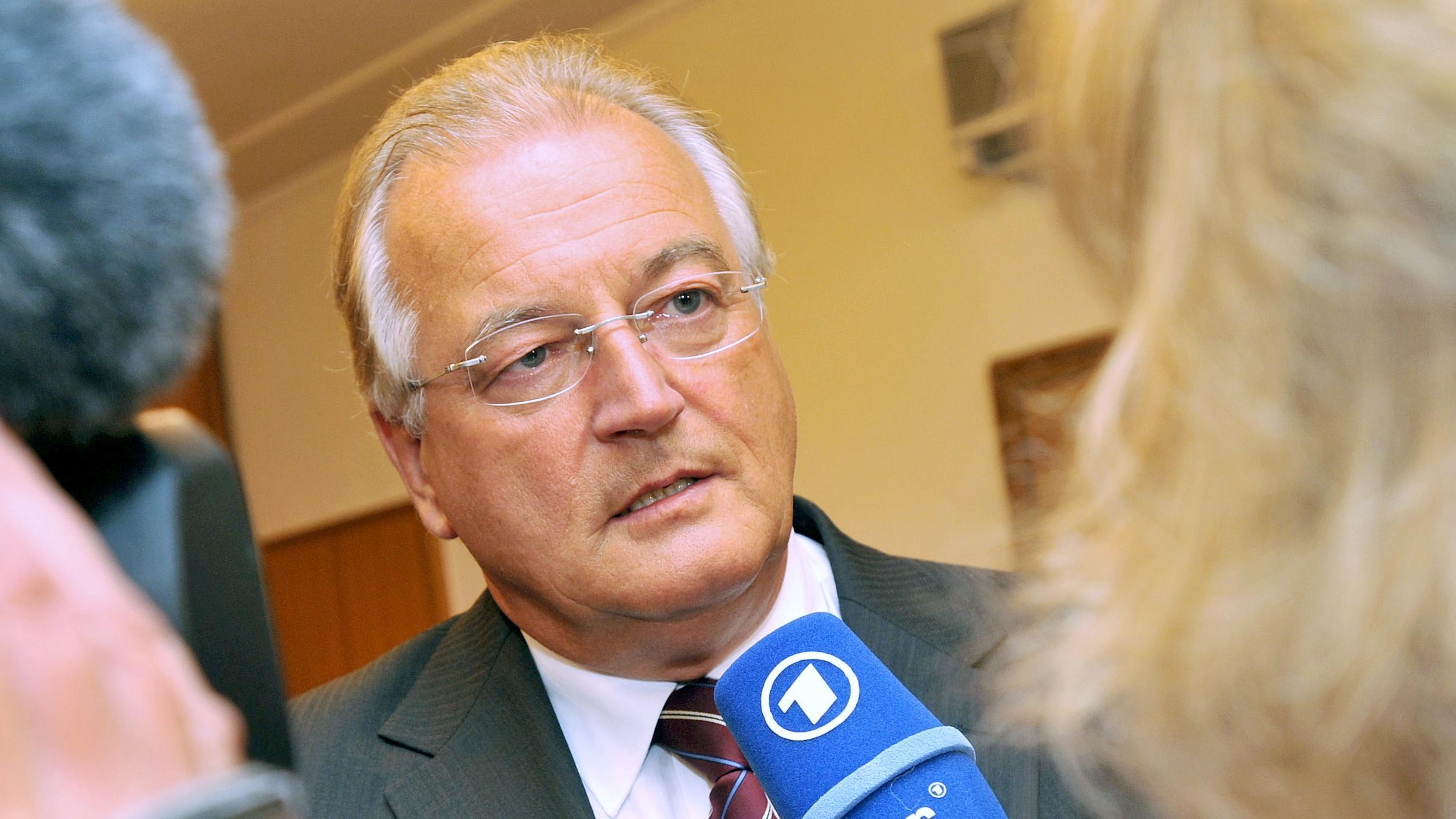 Energierechtsexperte und Rechtsanwalt Wolfgang Baumann