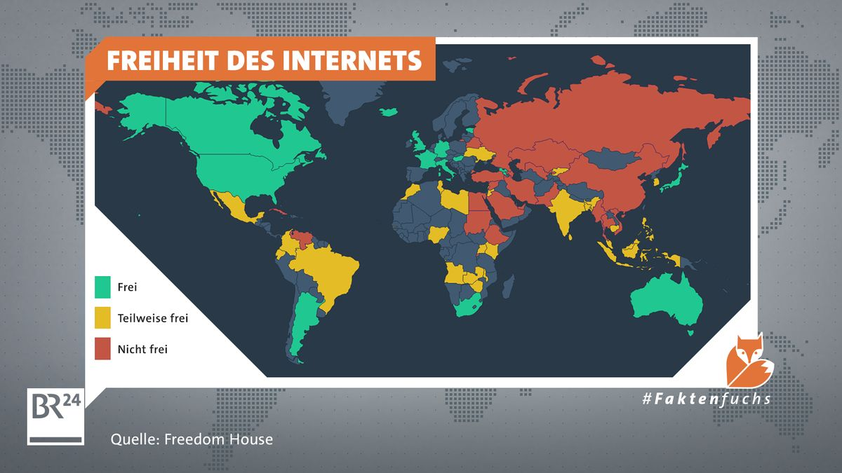 Freiheit des Internets