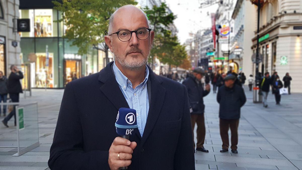 NIKOLAUS NEUMAIER, Chefkorrespondent Fernsehen