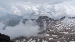 Blick von der Zugspitze auf Schneeferner | Bild:Alexander Krauß/BR