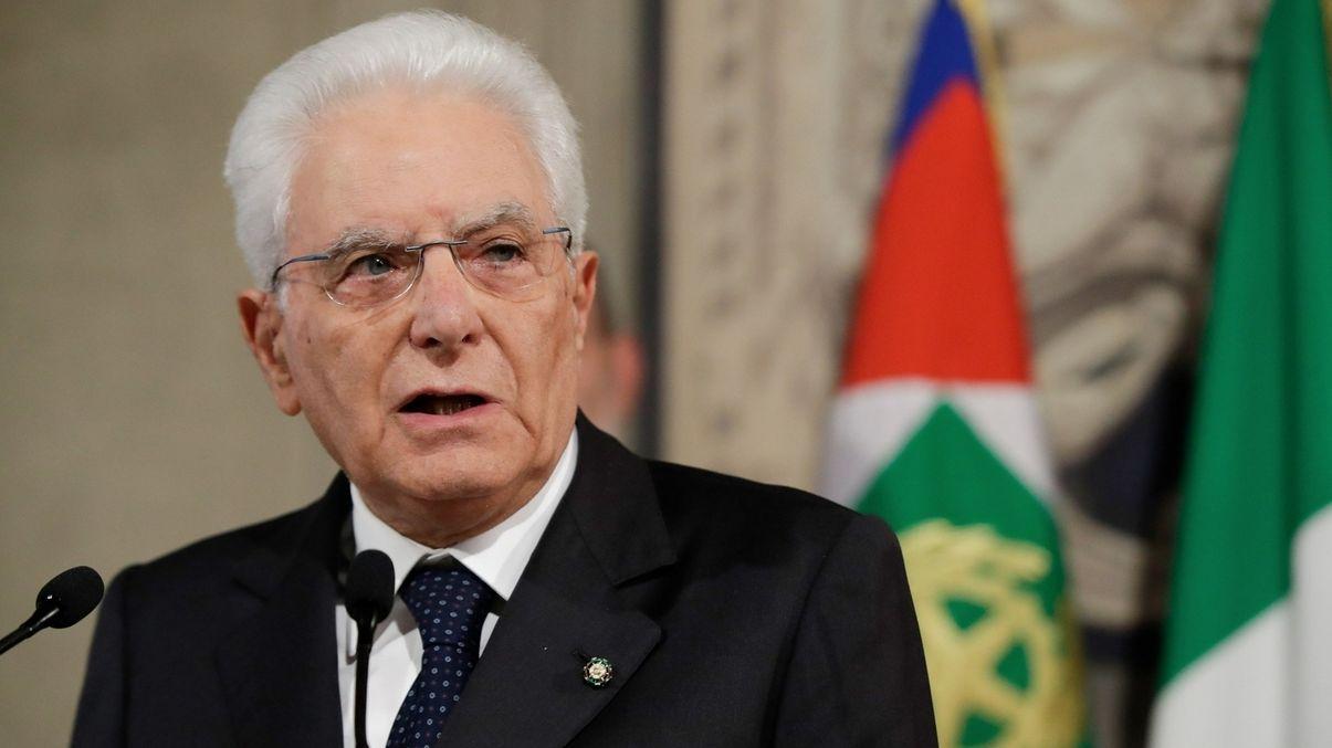 Mattarella gibt Parteien mehr Zeit für Regierungsbildung