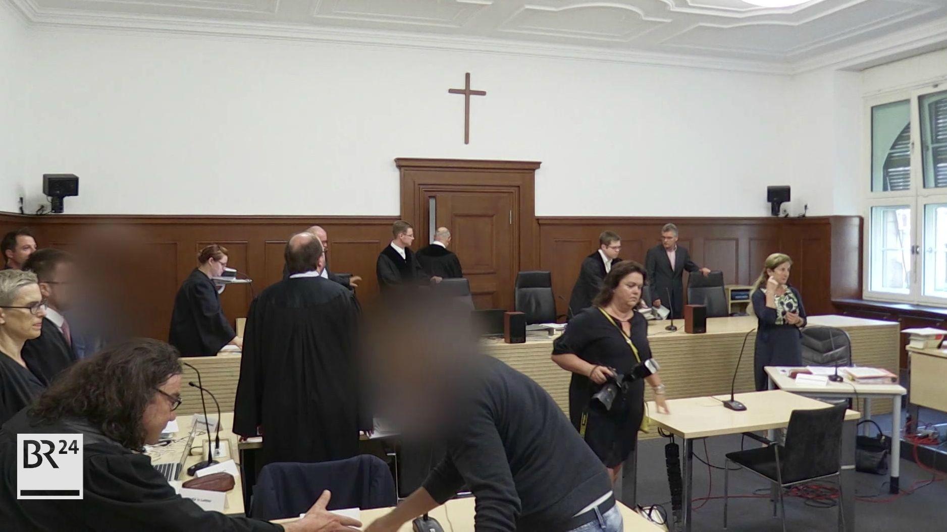Araber-Clan in Nürnberg vor Gericht