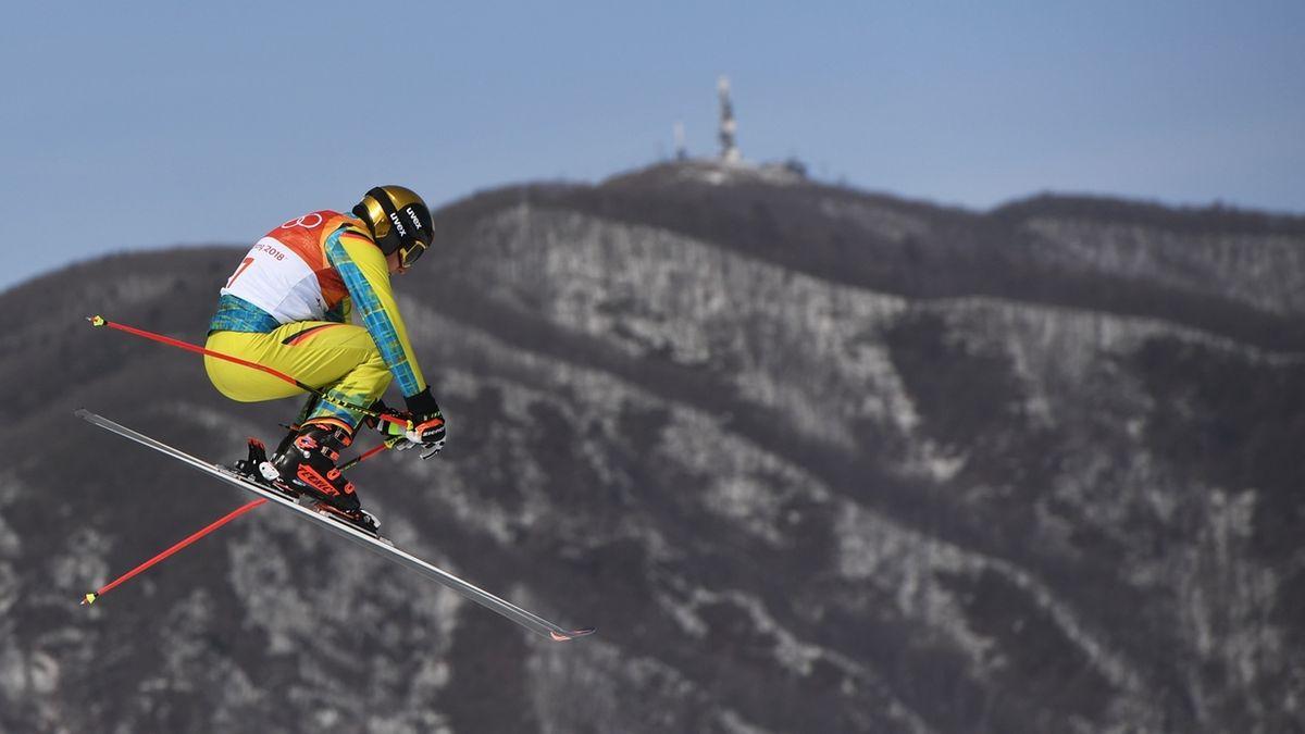 Skicrosser Tim Hronek