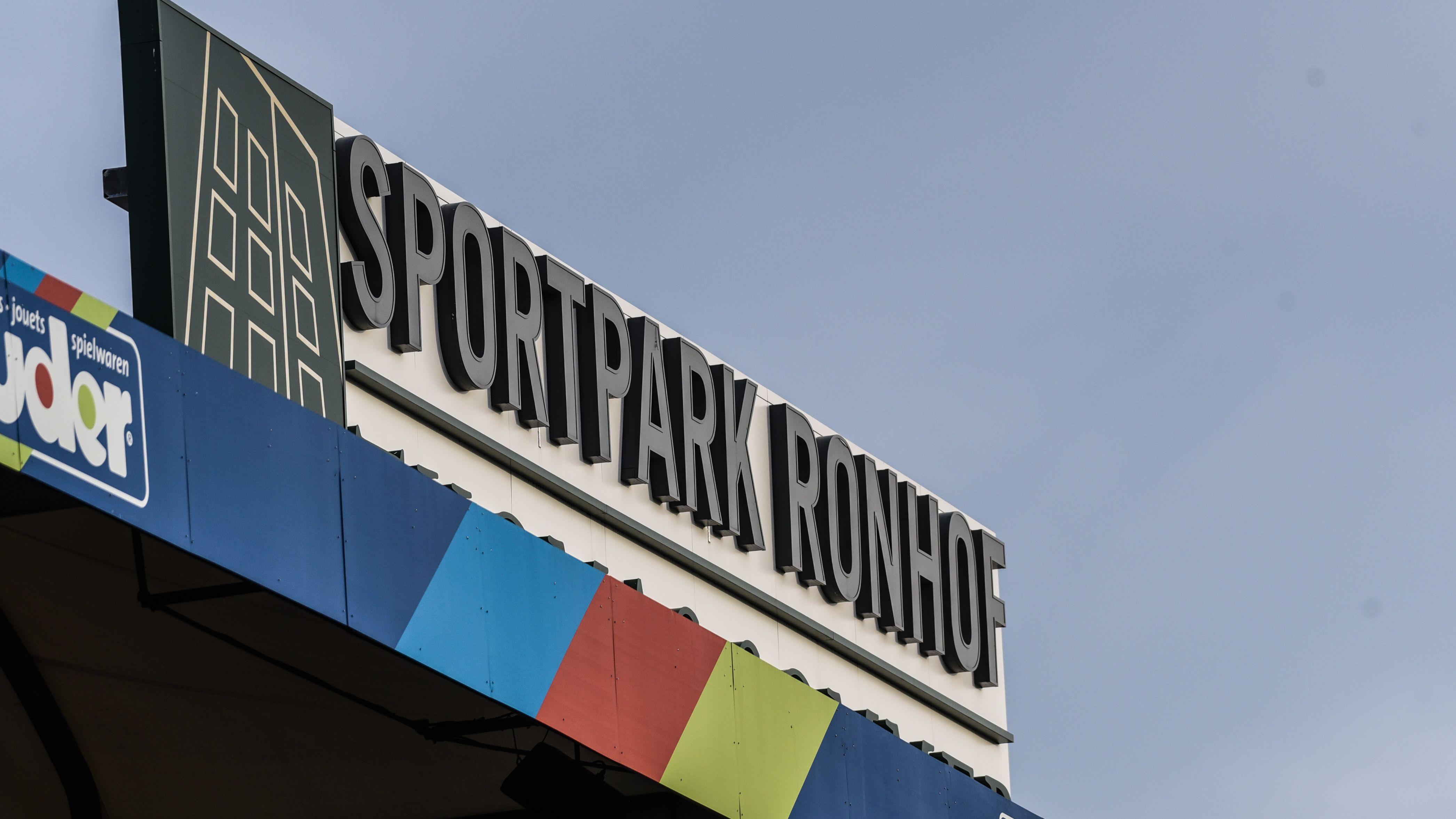 Sportpark Ronhof in Fürth