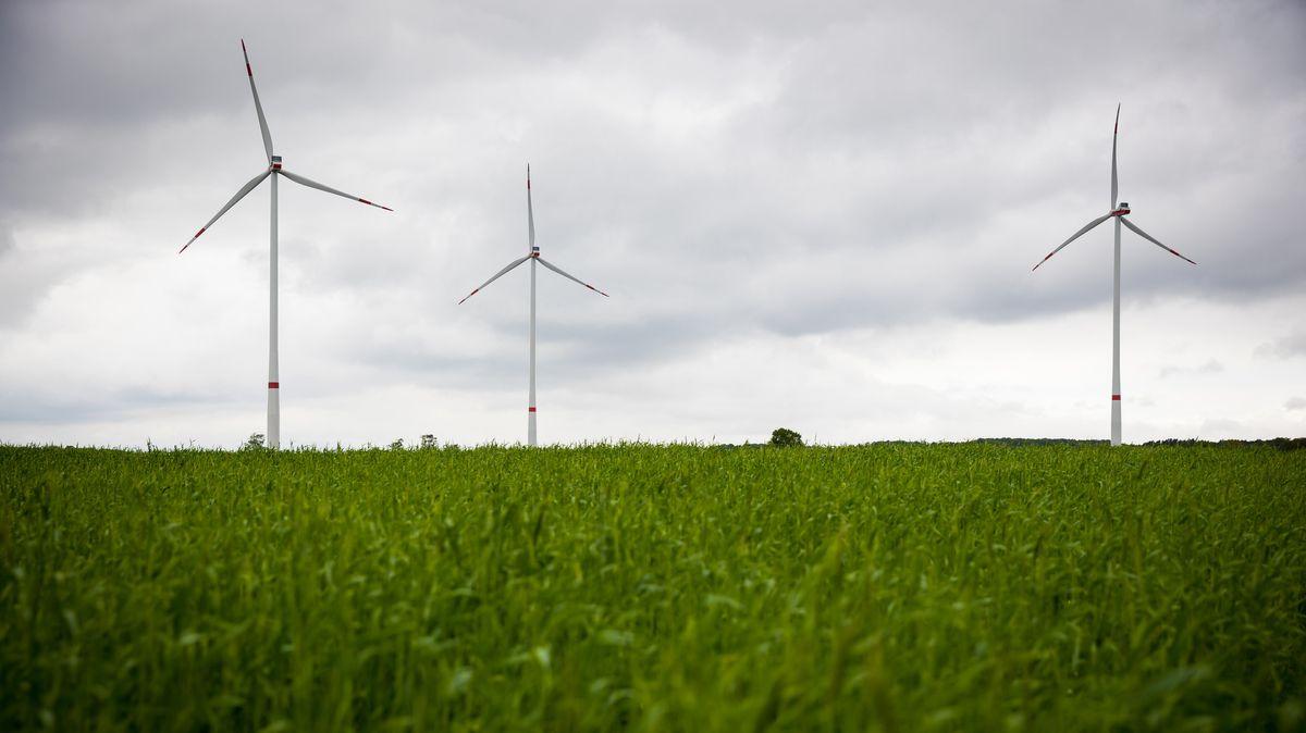 Symbolbild: Windkraftanlagen