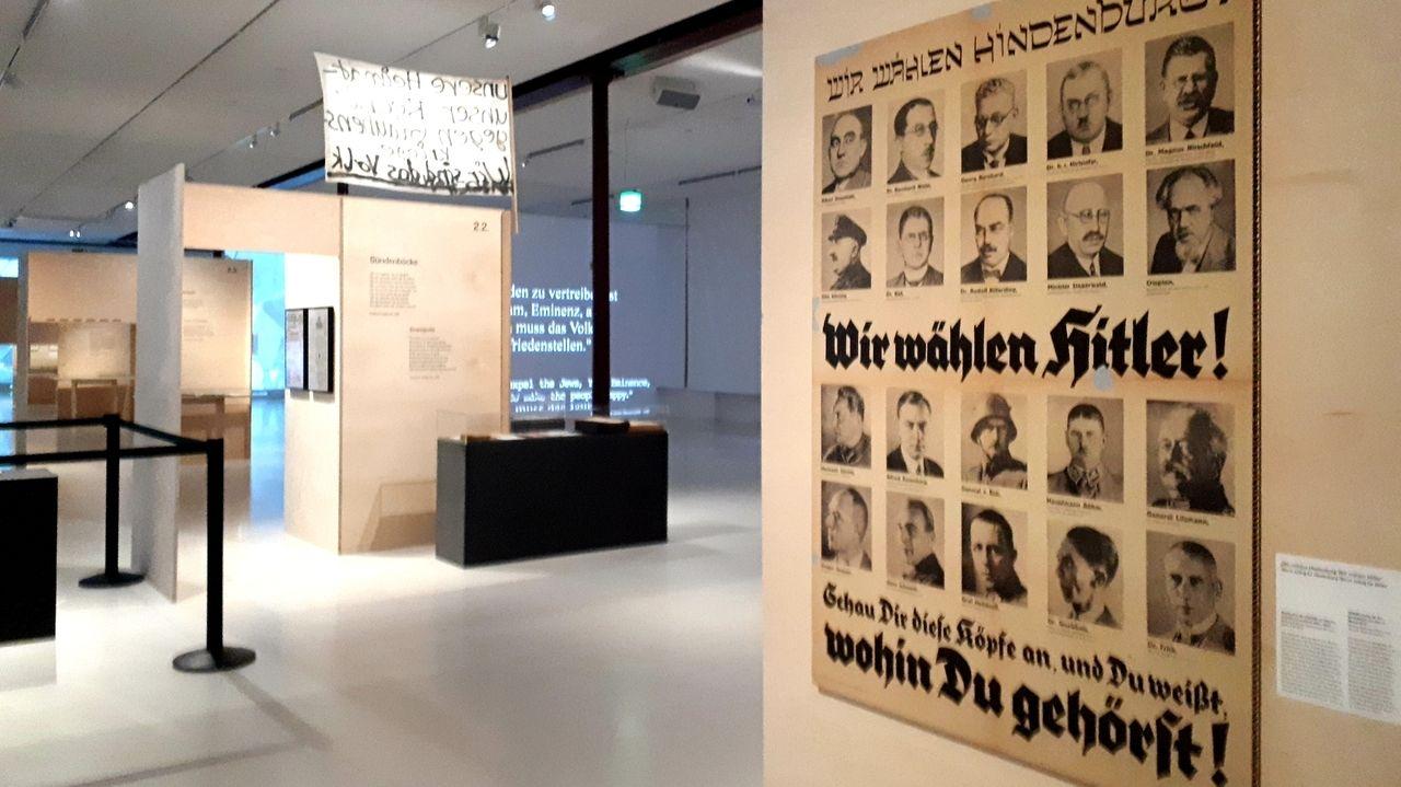 Antisemitismus-Ausstellung im Augsburger Textilmuseum