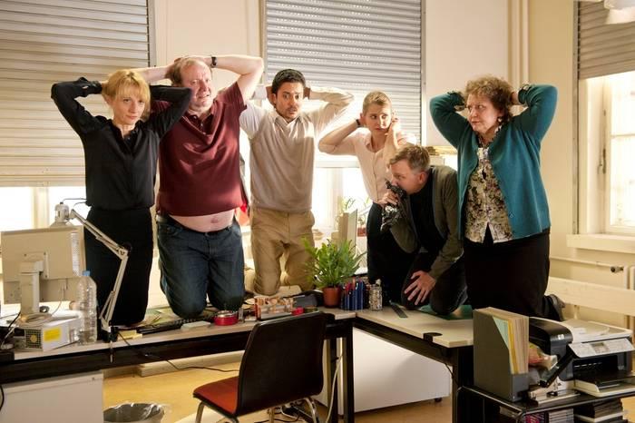 Das Institut – Oase des Scheiterns: Crashkurs Deutsch