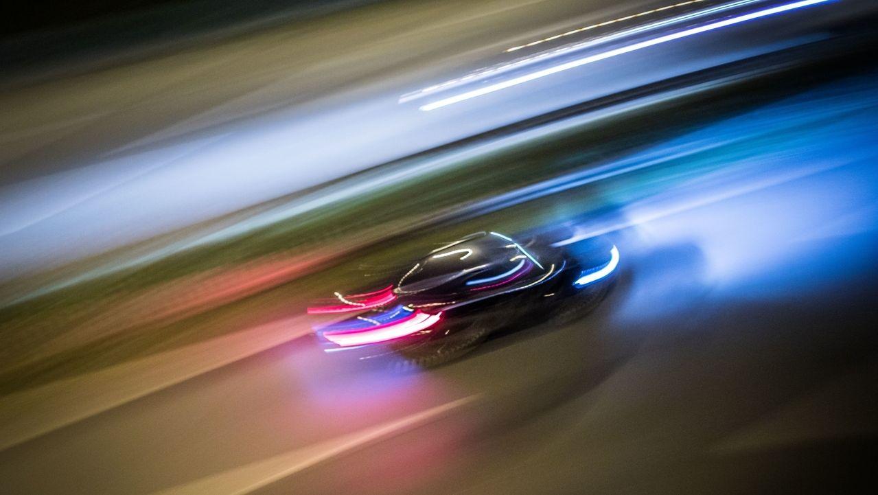Illegale Autorennen