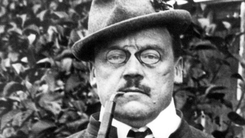 Der Schriftsteller Ludwig Thoma