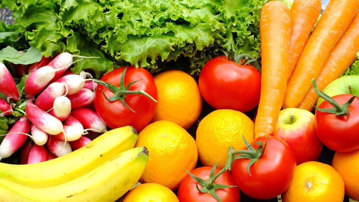 Eine vegetarische Ernährung