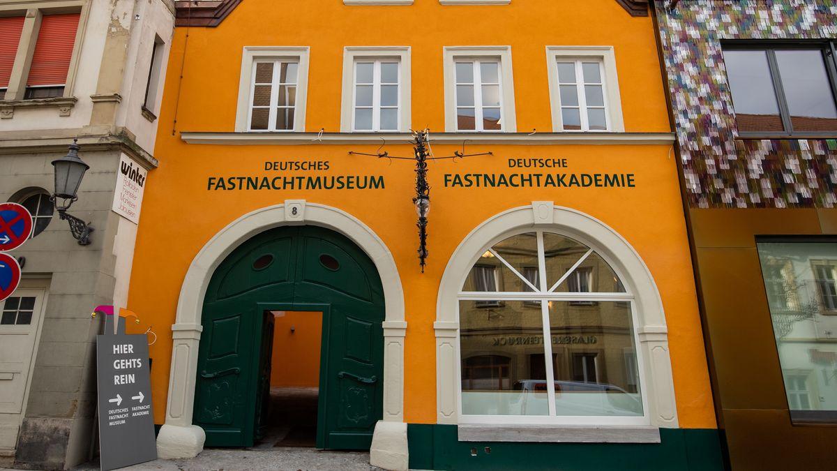 Gebäude der Deutschen Fastnachakademie
