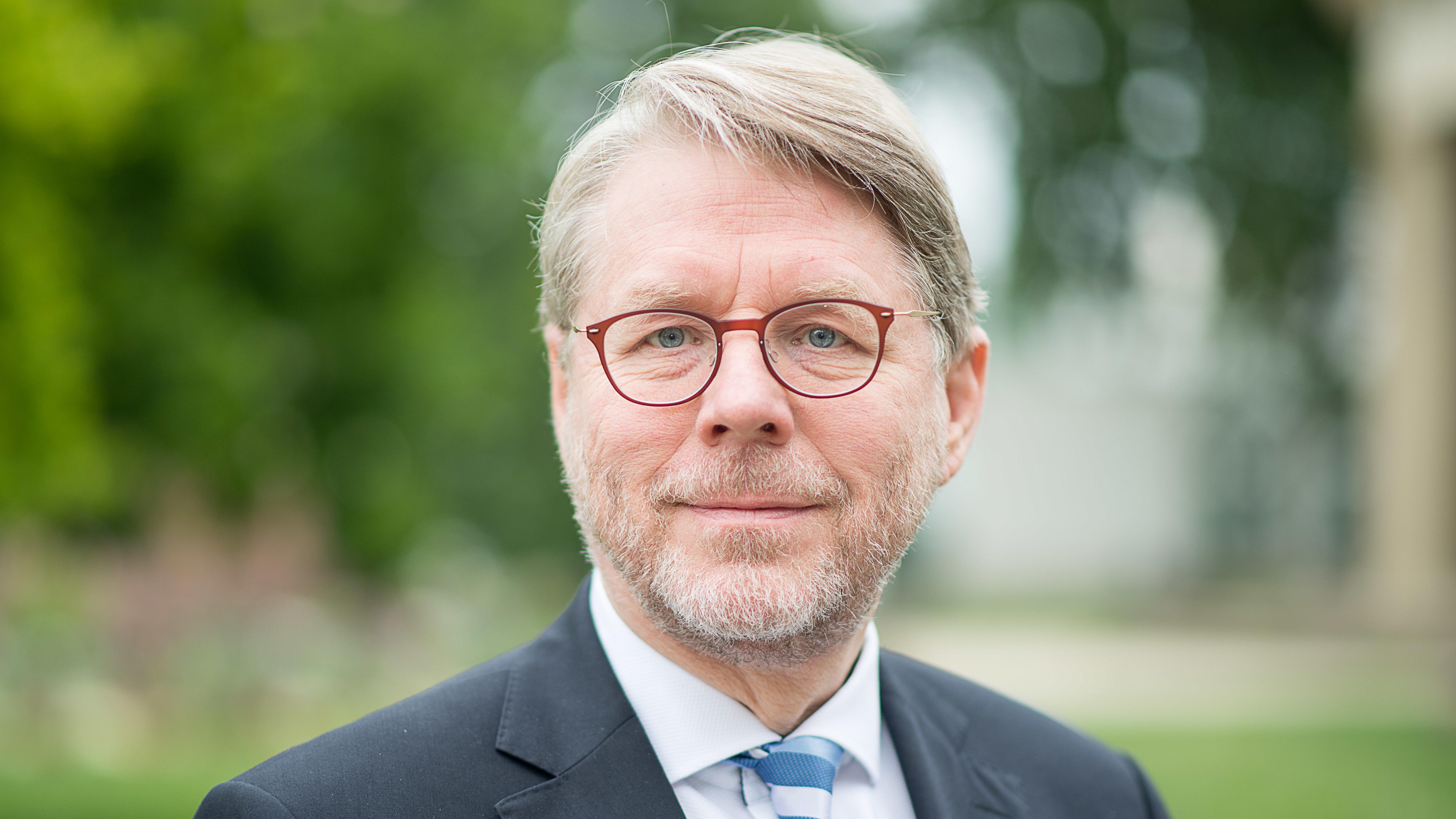 Hans-Eckard Sommer, Präsident des Bundersamt für Migration und Flüchtlinge