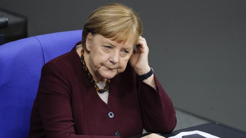 Bundeskanzlerin Angela Merkel (CDU) | Bild:dpa