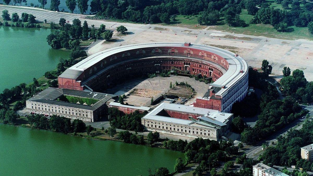 Die Nürnberger Kongresshalle
