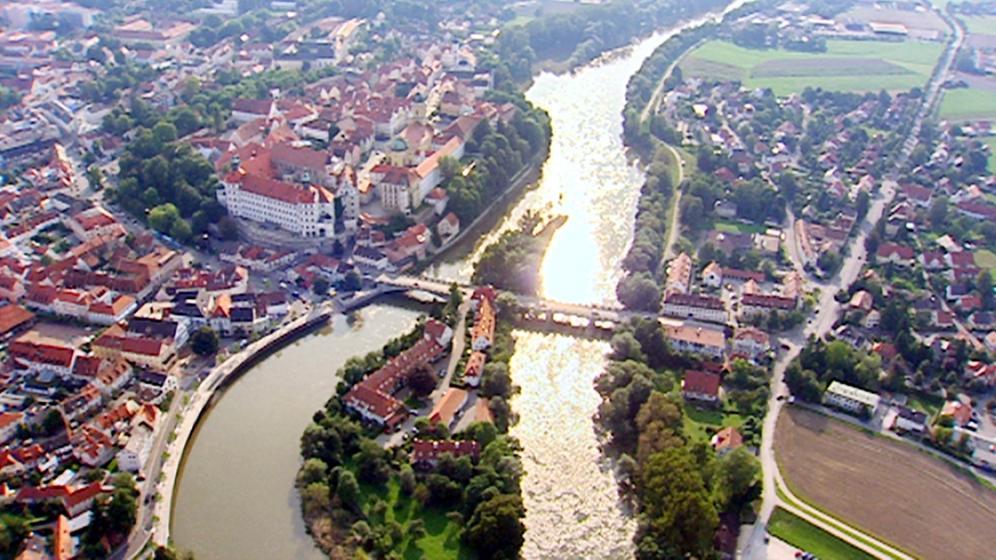 Neuburg an der Donau. | Bild:BR