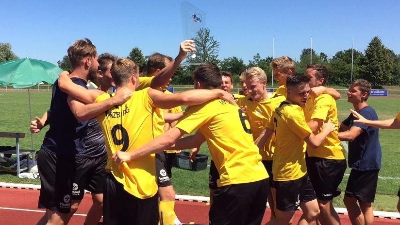 Würzburger Hochschulmannschaft ist Deutscher Meister im Fußball