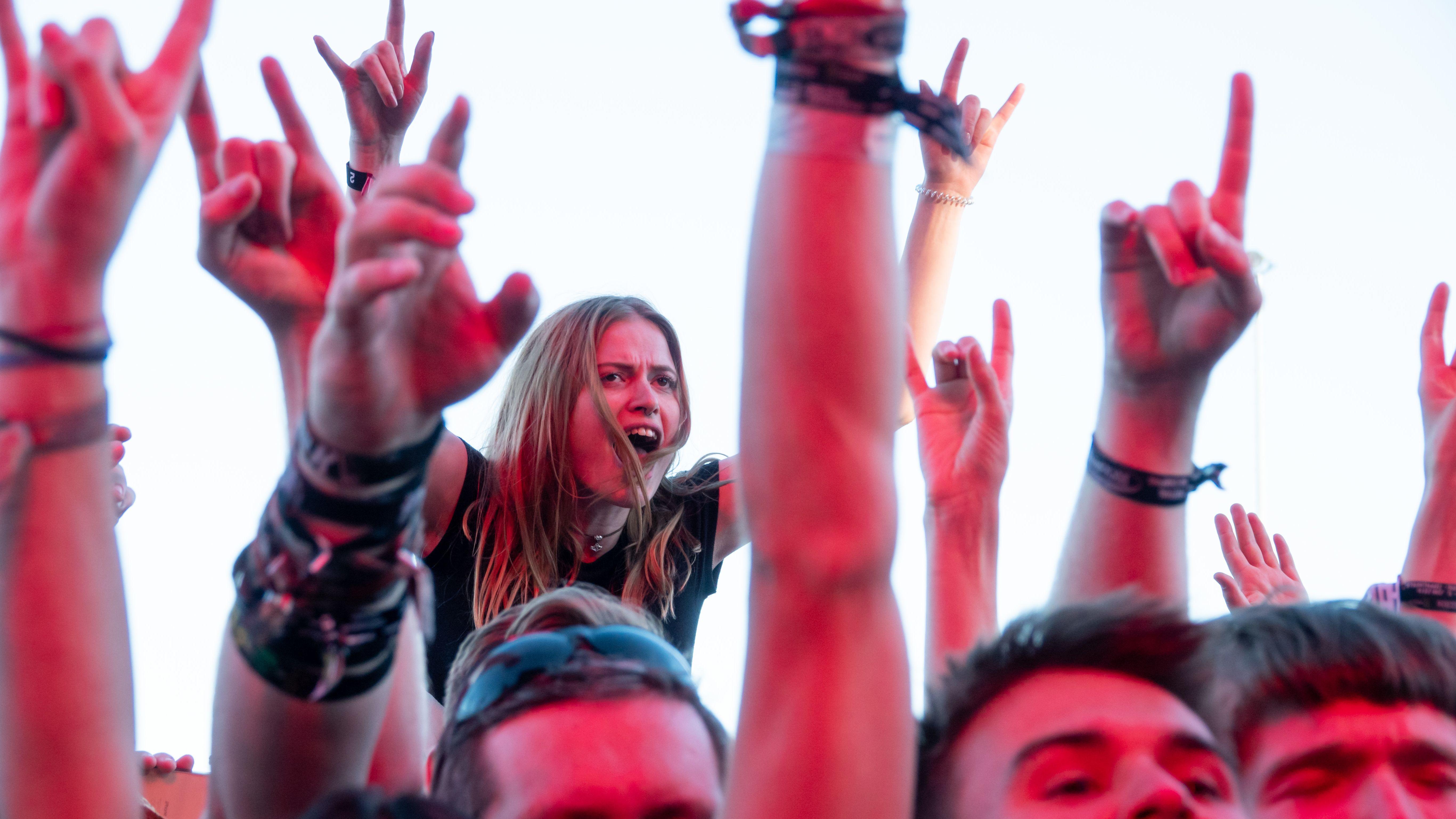 70000 feierten bei Rock im Park