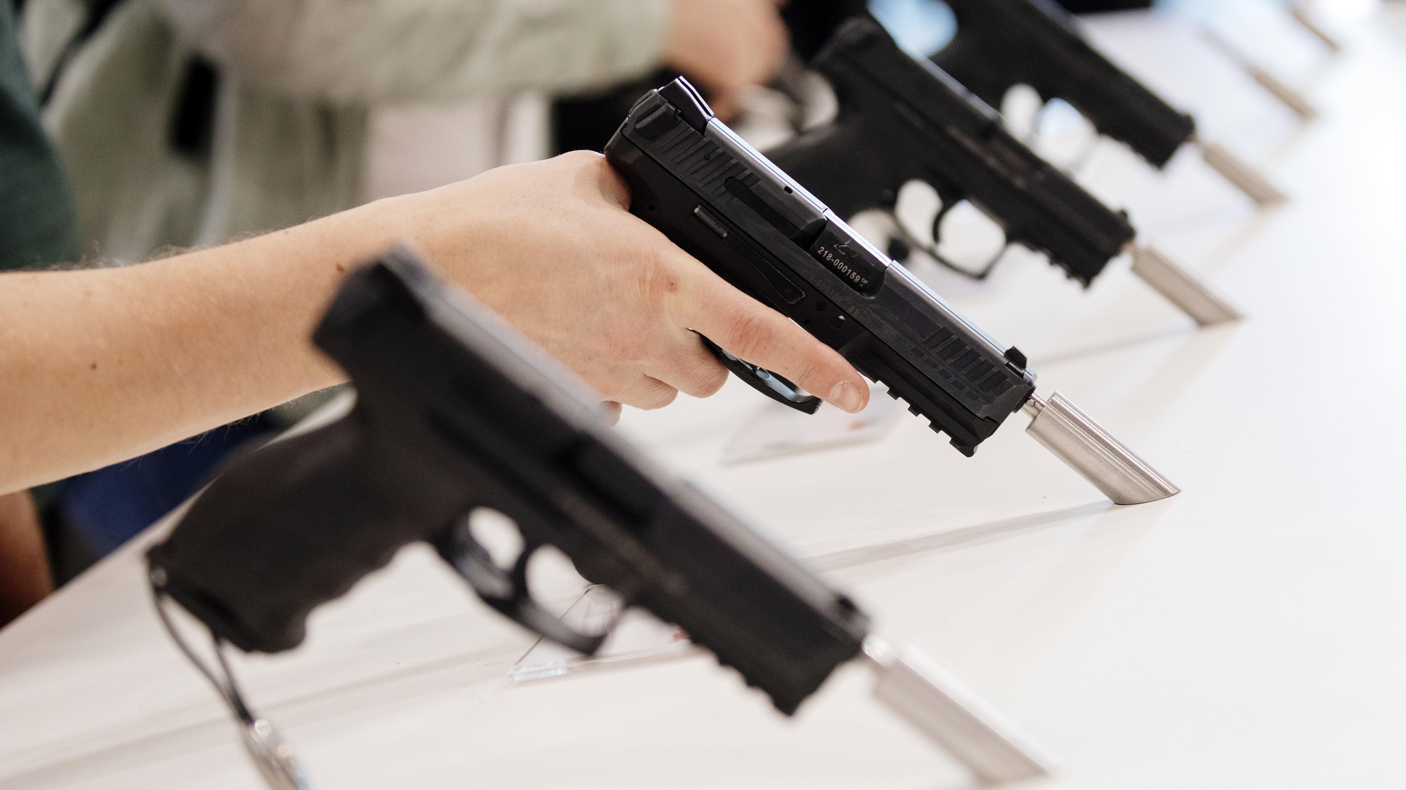 Heckler und Koch-Pistolen
