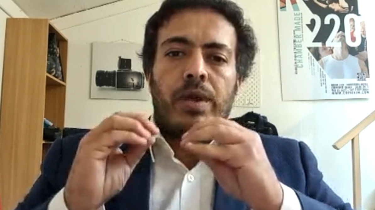 Abdulaziz Almoayyad, saudischer Menschenrechtsaktivist.