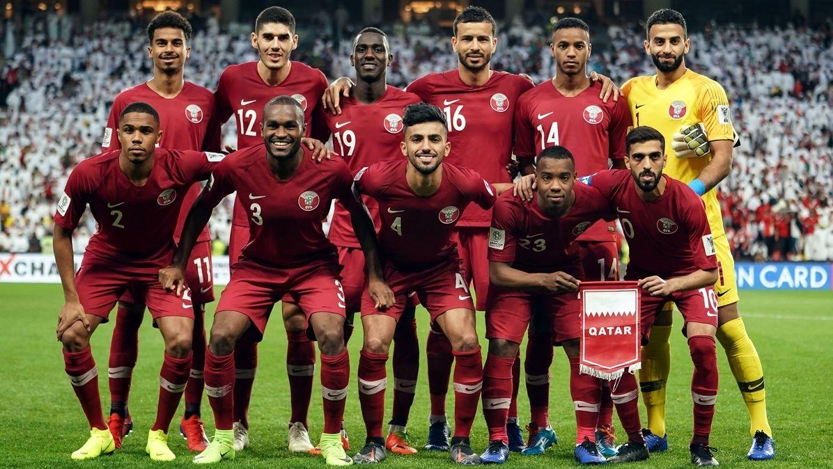 Katars Nationalelf beim Asien-Cup 2019