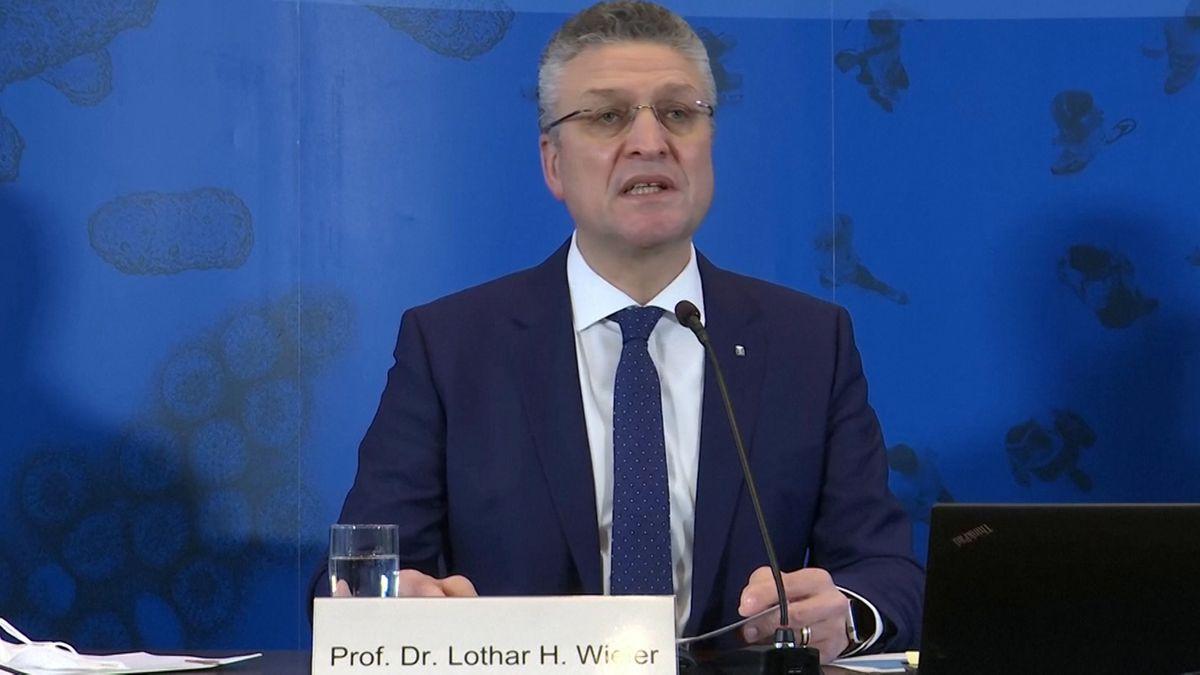 RKI-Präsident warnt vor Ausbreitung neuartiger Corona-Viren