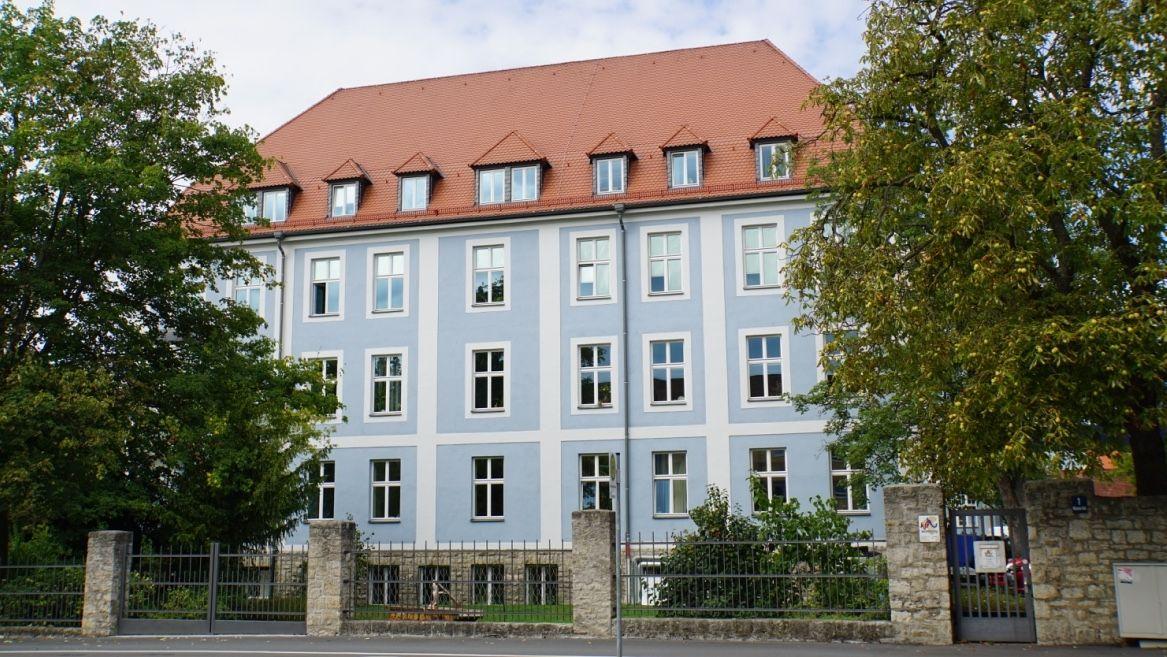 Landratsamt in Würzburg