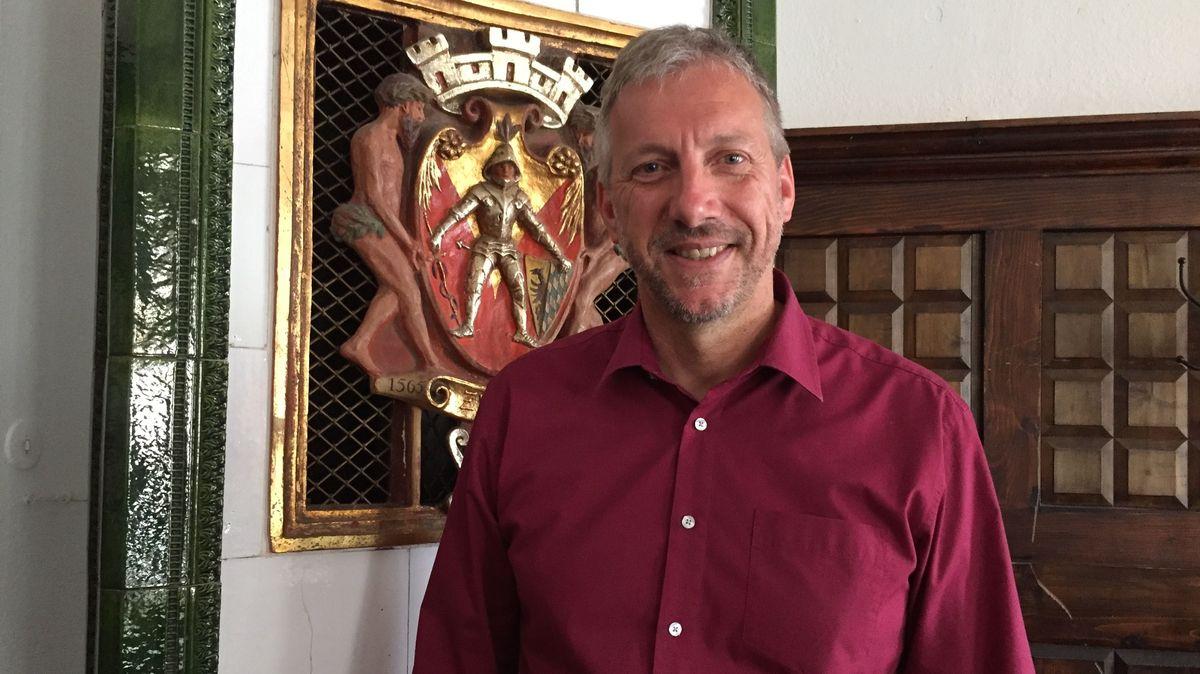 Der parteilose Zwieseler Bürgermeister Franz Xaver Steininger