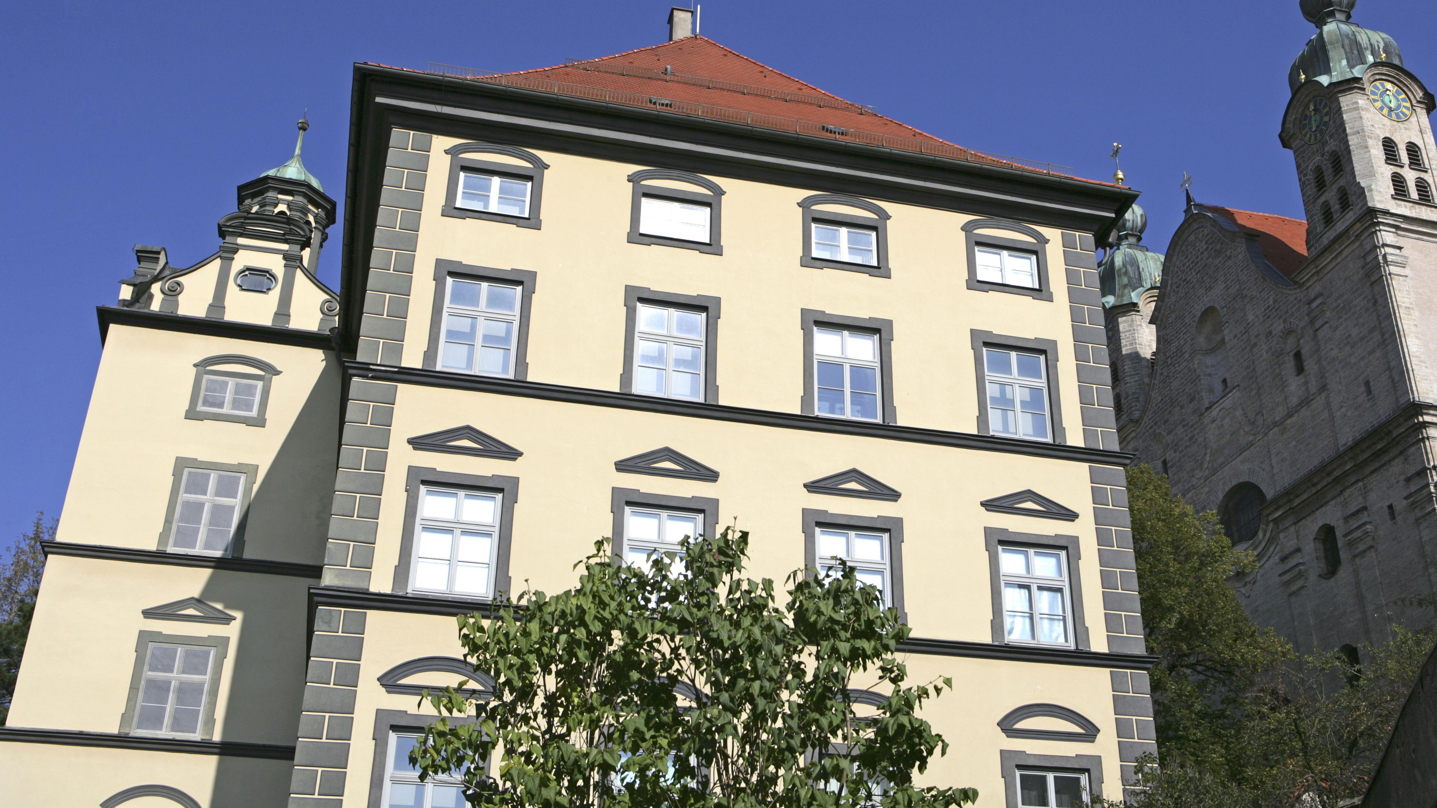 Außenansicht des Stadtmuseums Landsberg, in dem die Landesausstellung geplant ist.