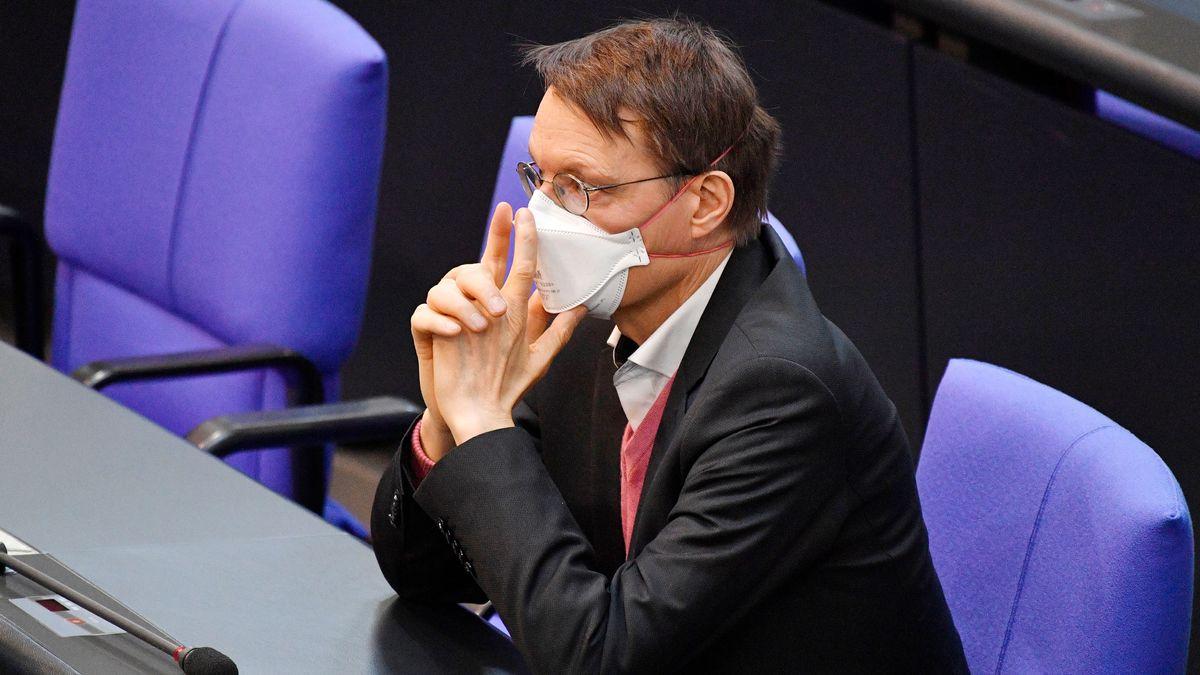 Der SPD-Gesundheitspolitiker Karl Lauterbach