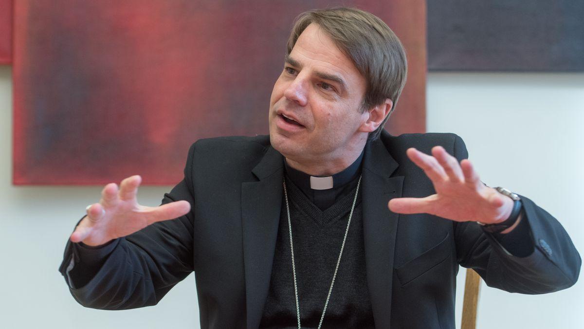 Der Passauer Bischof Stefan Oster.