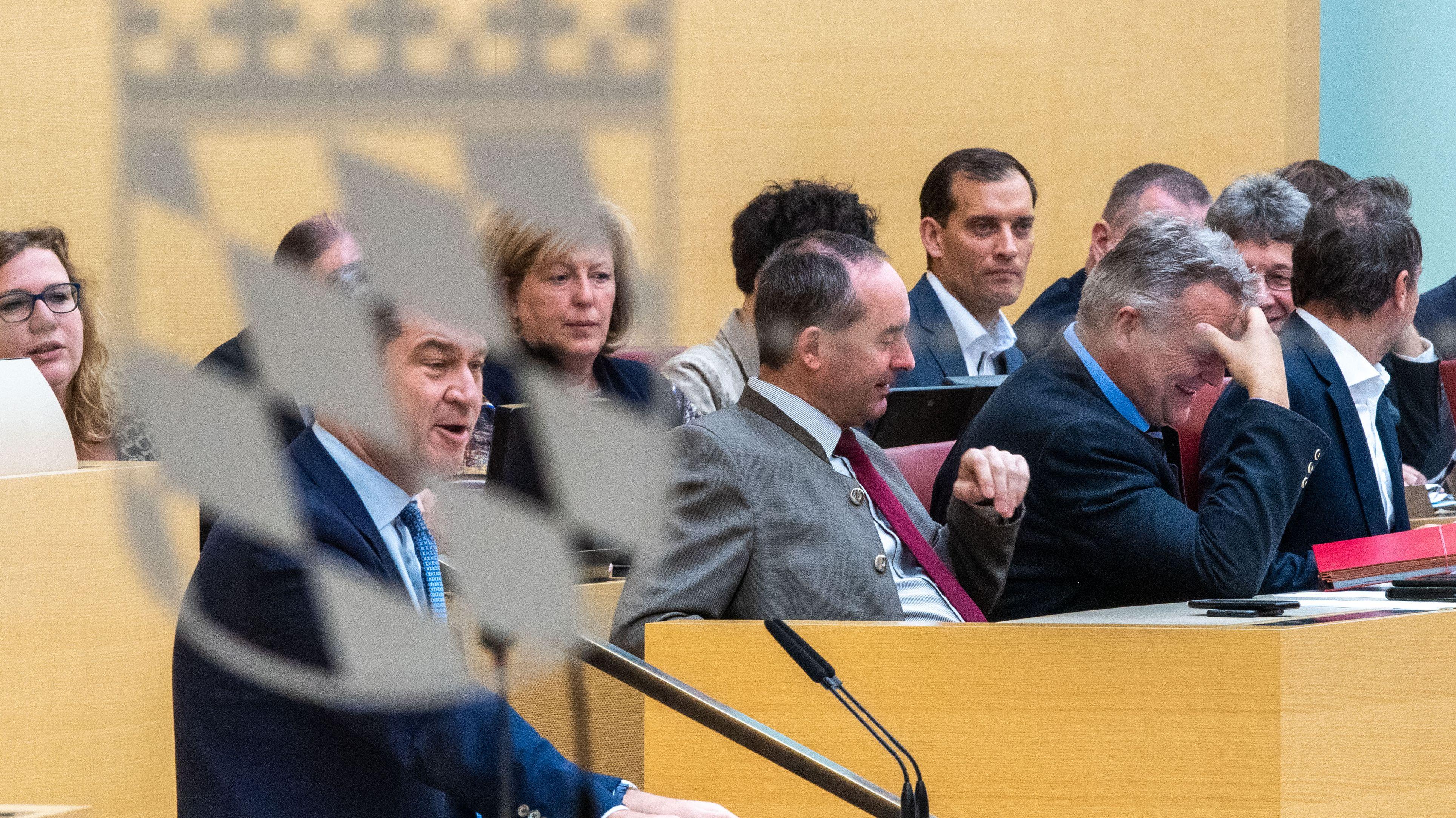 Ein Jahr Koalition in Bayern