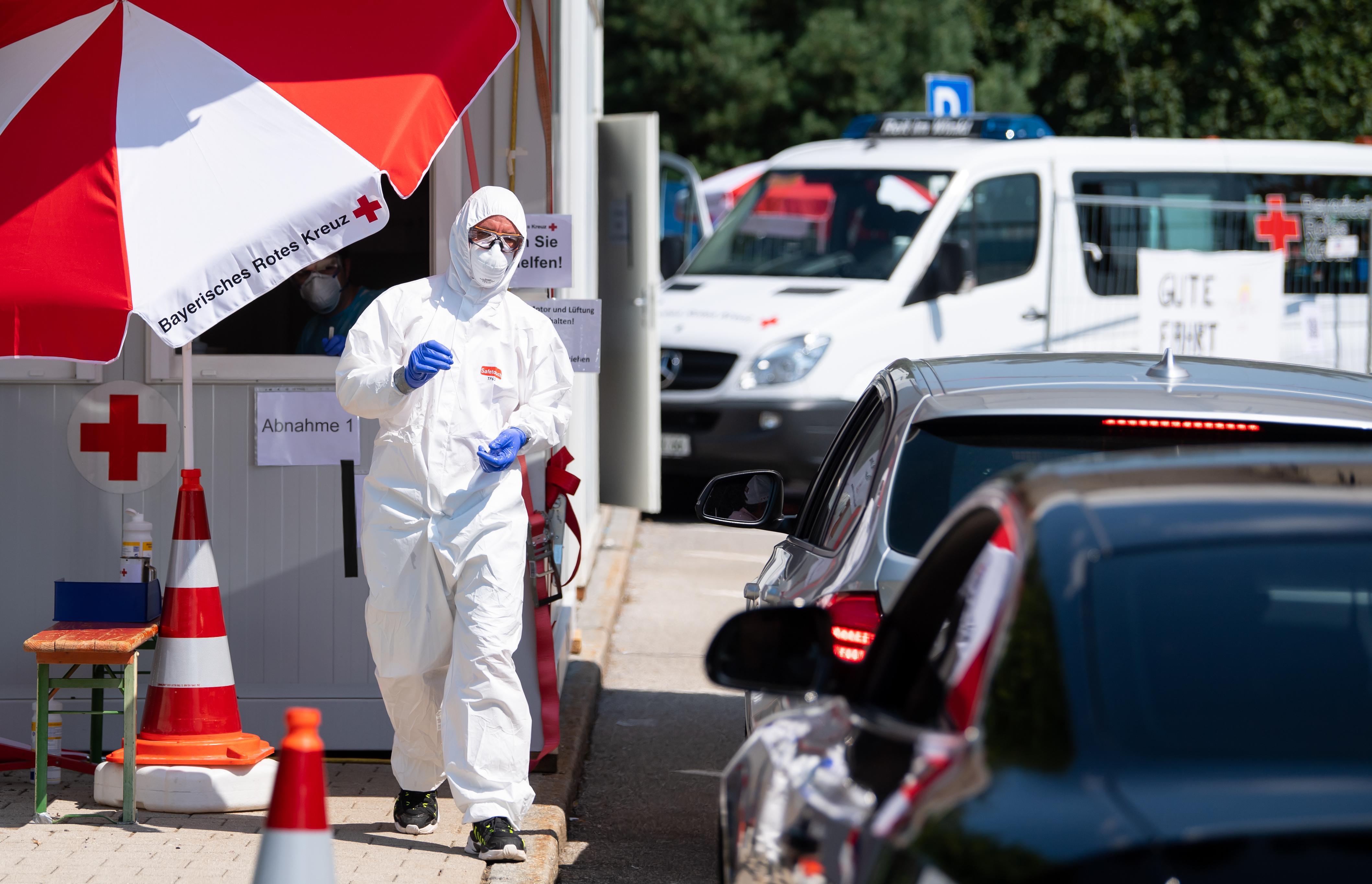 Grenzwert überschritten: Rosenheim erlässt Corona-Beschränkungen - Über 50 Neuinfektionen